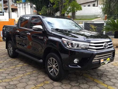 Toyota Hilux Cd Srx 4x4 2.8 Tdi 16v Diesel Aut