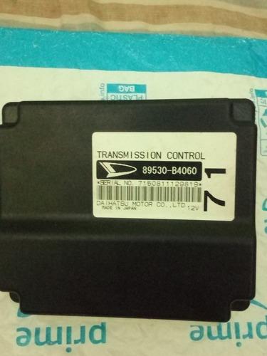 Computadora Control Transmision Terios Bego