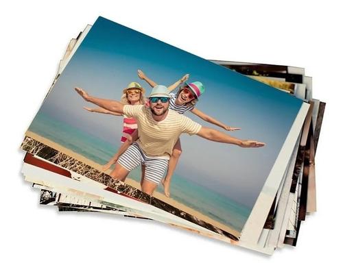 Revelação De 100 Fotos Tamanho 10x15 Cm Papel Kodak Com Frete Grátis