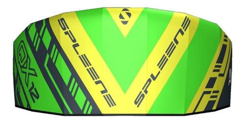 Kite Kitesurf Spleene Qx 12 Nuevo Freerider Sin Barra