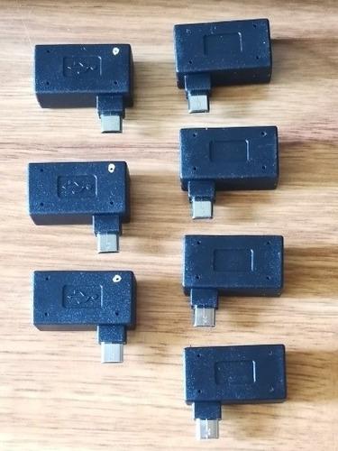 Otg L Power Usb Micro Pa Celular, Tablet, Playstation