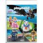 Playmobil Catálogo Ano 2017 Revista Importada França