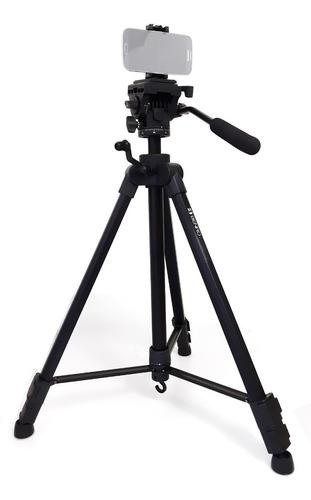 Tripé Hidráulico Benro Para Câmeras E Smartphones T980ex -