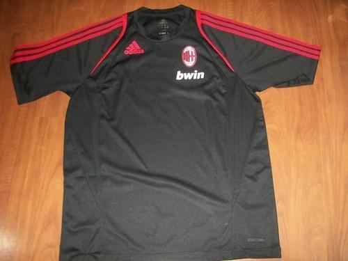 Camisa Milan Treino 2009/2010 Tamanho G