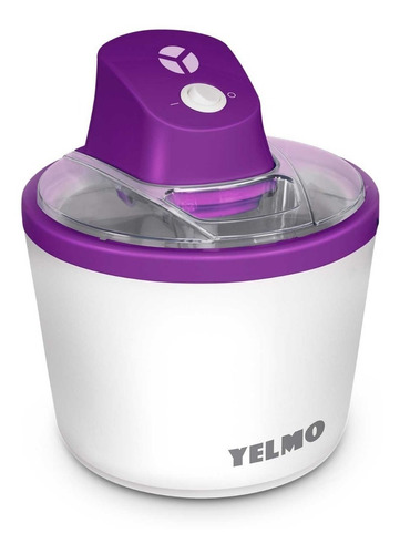 Yelmo Fh3300 Fabrica De Helados Y Sorbetes 1.5litros + Sano