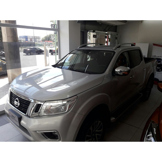 Nissan Frontier Le Cd 4x4 At Nacional 0km