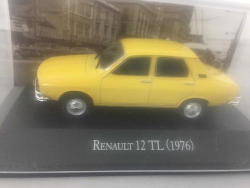 Renaul 12 To 1976 Escala 1/43 Colección Eilcolombia