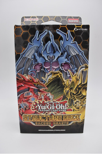 Yugioh - Structure Deck Sacred Beasts - Xion Store