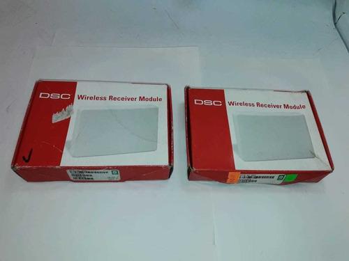 Receptor Inalámbrico Dsc Rf-5132-433 Alarmas 32 Canales C/u