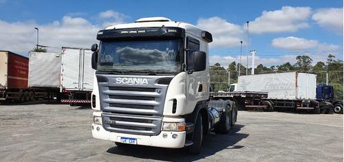 Scania G380 6x2 Motor Novo Fh380 Fh440 R380 R440 P360