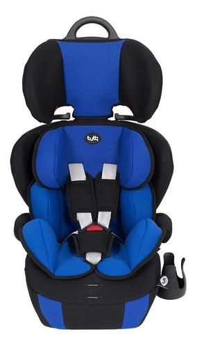 Cadeira Infantil Bebê Para Carro Tutti Baby Versati Azul