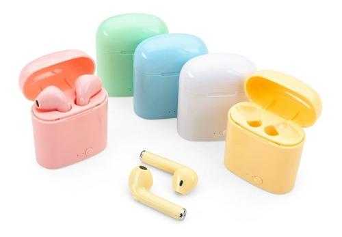 Fone De Ouvido Bluetooth S/ Fio C/ Case Carregador In-ear