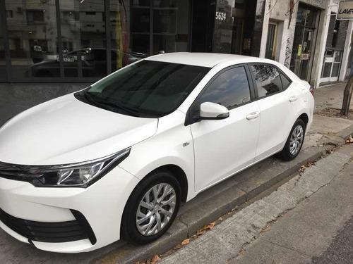 Toyota Corolla 2019 1.8 Xli