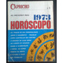 Revista Capricho Especial Horóscopo Ed. Abril 1973