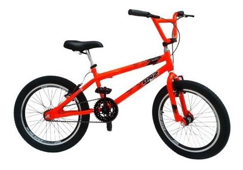 Bicicleta Aro 20 Cross Bmx Freestyle Aero Dnz Pneu Balão