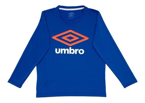 Camiseta Umbro Camiseta Júnior Basic Uv Fps50 - 825987