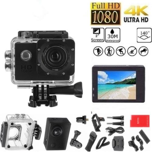 Câmera Filmadora A Prova D'água Tomate Mt1081 Esporte Oferta