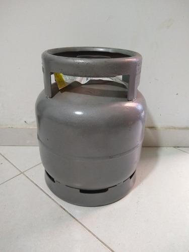 Botijão De Gás P5, Completo Cheio Lacrado.