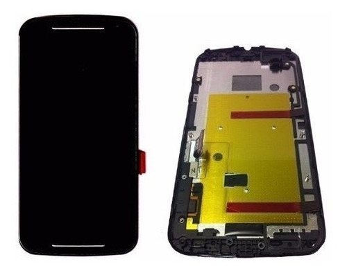 Display Lcd Tela Touch Frontal Moto G2 Geração Xt1068 X1069 Original