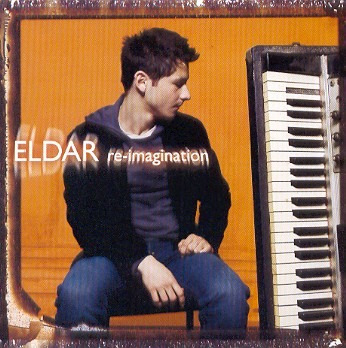 Cd Eldar - Re-imagination - 2007 Original