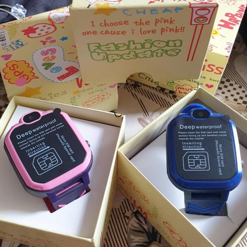 Relogio Smartwatch Kids Infantil Sos Gps Camera Rastreador