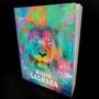 Bíblia Sagrada Moderna Feminina Leão Colors Bolsa S/k