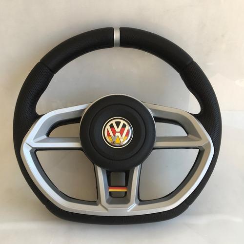 Volante Alemanha Para Volkswagen Polo Golf Bora Gol G5