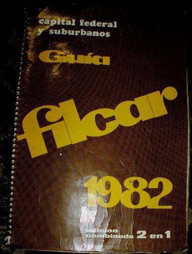1982-guia Filcar Capital Y Suburbanos-2 En 1----00