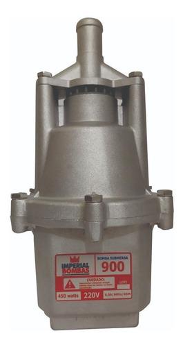 Bomba Dágua 900 Saida 1 Pol. 450 W Imperial Parafusos Inox.
