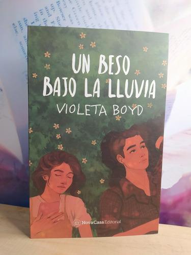 Un Beso Bajo La Lluvia - Violeta Boyd