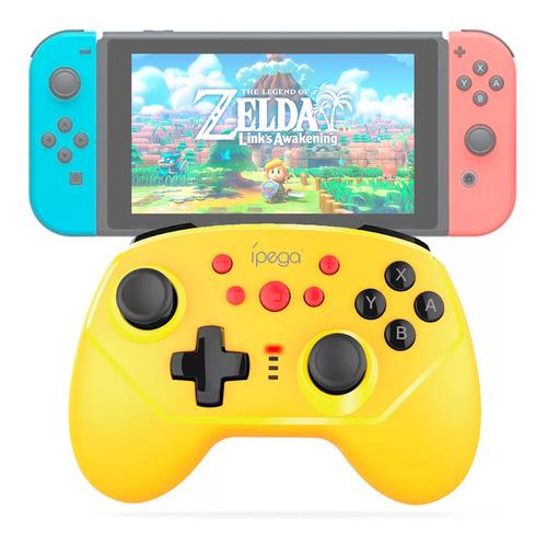 Controle Joystick Pro Controller Nintendo Switch Lite Ipega