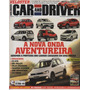 Car And Driver N°45 Spacecross Picanto Fiat 500 Audi R8 Gt