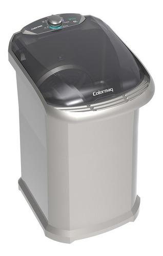 Máquina De Lavar Semi-automática Colormaq Lct - 4.5kg  Prata 127v