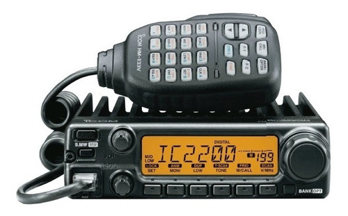 Manual Em Português Radio Icom Ic-2200h