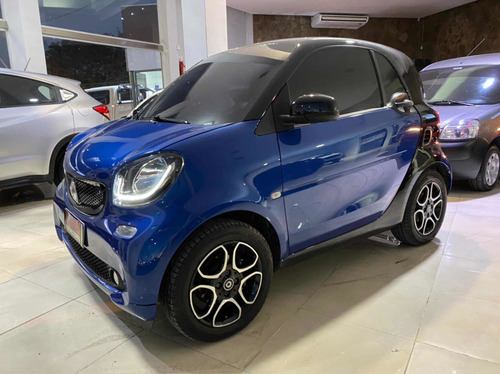 Smart Fortwo 2017 1.0 Play