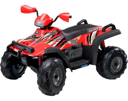 Quadriciclo Elétrico Infantil Peg-pérego Polaris Sportsman 7