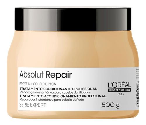L'oréal Prof Absolut Repair Gold Quinoa+protein-másc Cap 500