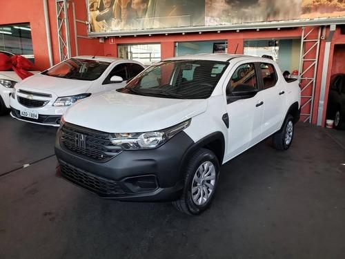 Fiat Strada 0km Entrega Inmediata + Cuotas 0% A-