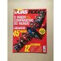 Revista Duas Rodas 482 Kawasaki Honda Cg 160 2015 755c