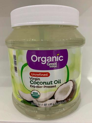 Aceite De Coco Organic