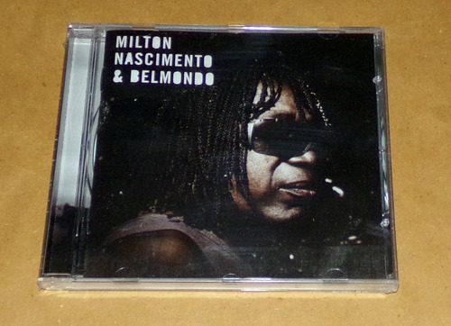 Milton Nascimento & Belmondo Cd Sellado / Kktus