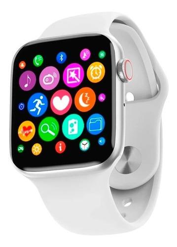 Smartwatch Relogio Inteligente Iwo 12 Lite W26 Tela Infinita