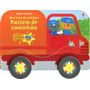 Livros Infantis Passeio De Caminhão: Meu Livro De Rodinha