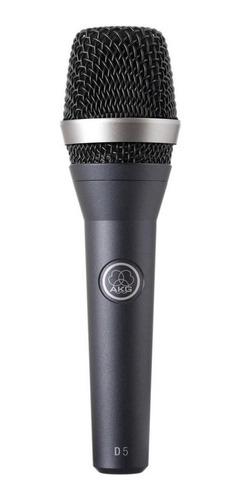 Micrófono Akg D5 Supercardioide