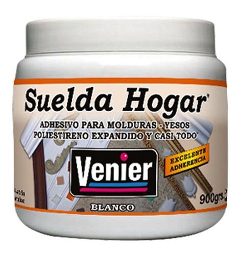 Adhesivo Suelda Hogar X 900grs Especial Molduras