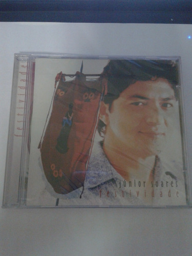 Vendo Cd  - Junior Soares - Festividade - Lacrado Original