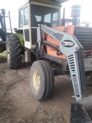 Tractor Zanello 220 Con Pala
