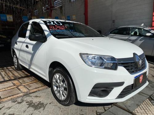 Renault Logan Life 1.0 2020 Completo