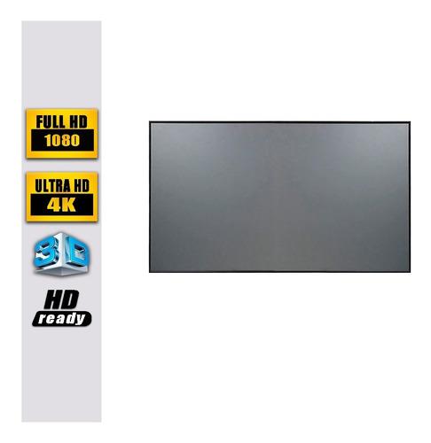 Tecido Projeção Aliexpress Tela 120.inch Brilhoso Projetor