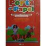 Livro Porta De Papel Língua Portuguesa Alfabetização